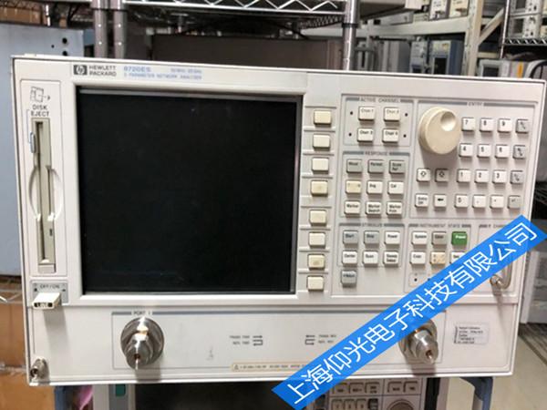安捷伦E5071C网络分析仪维修